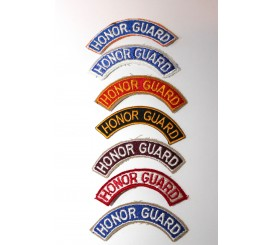 Shoulder Tabs Honor Guard #1012
