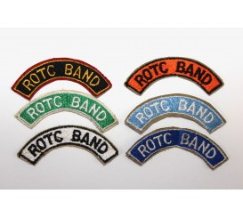 Shoulder Tab ROTC Band #1804