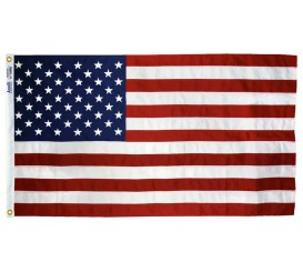 Outdoor US Flag (Tough-Tex)#4389A