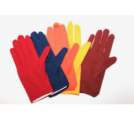 Solid Color Stretch Gloves.# 6427A