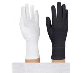 "White Dress Honor Guard Gloves ""Sure Grip"" Anti Slip Winter Gloves.#6429"